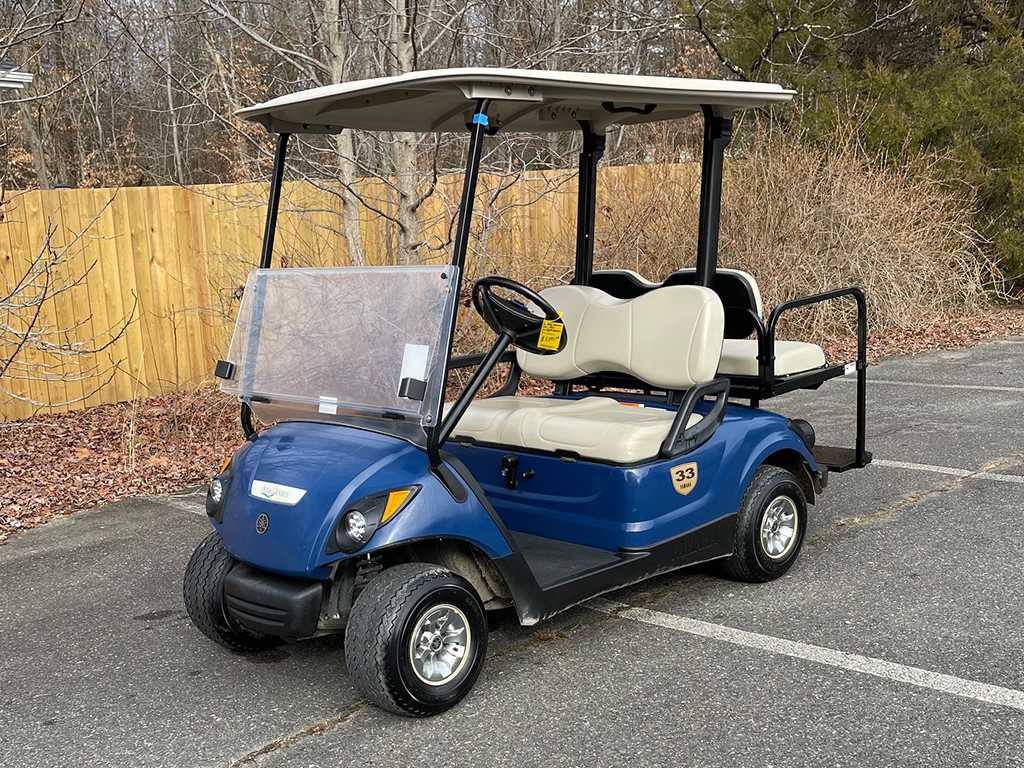 2016 Yamaha Gas Cart jw8-610855
