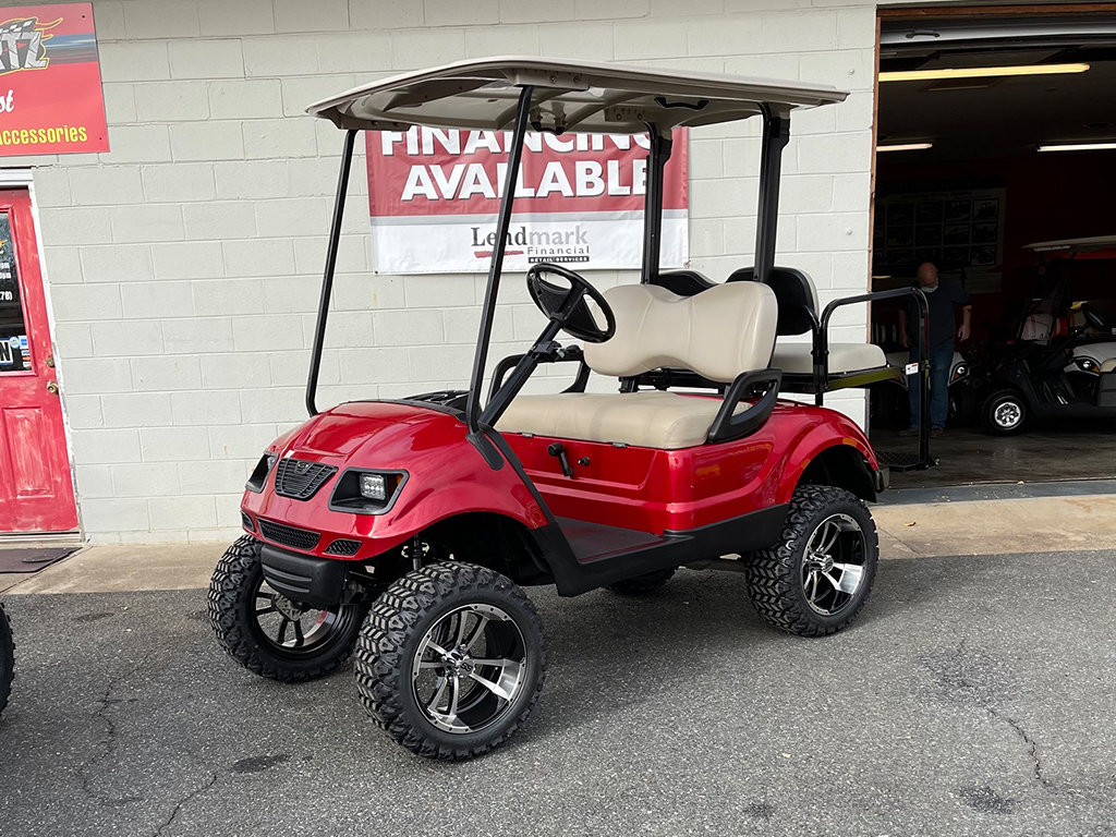 2016 Yamaha Gas jw8-610877 Ruby Red